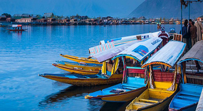 Kashmir holidays packages